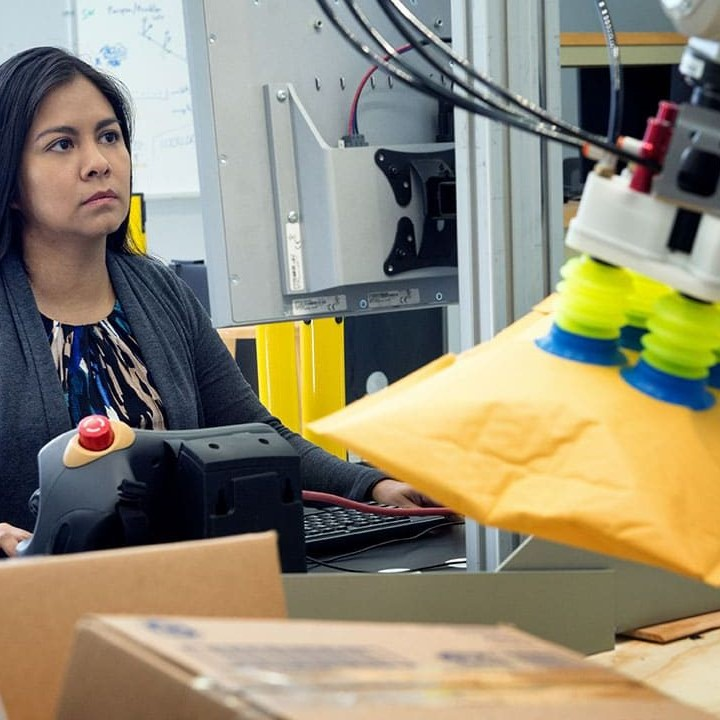 mcrock capital leads plus one robotics